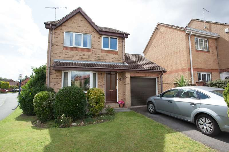 3 Bedrooms Detached House for sale in Springfield Court, Doncaster, DN5