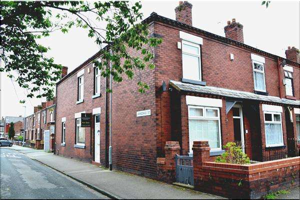3 Bedrooms End Of Terrace House for sale in Langdale Street, Leigh