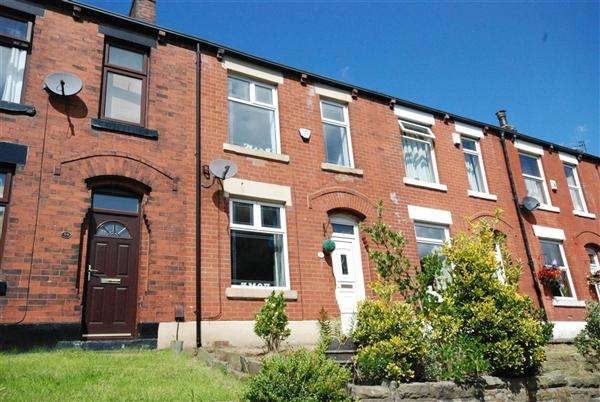 3 Bedrooms Terraced House for sale in Belfield Lane, Rochdale