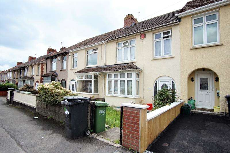4 Bedrooms Terraced House for rent in Ninth Avenue, Filton, Bristol, BS7 0QW
