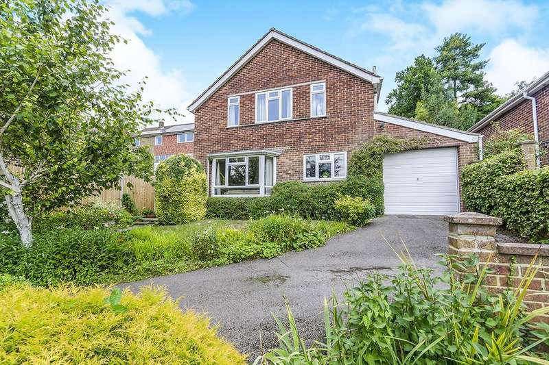 3 Bedrooms Detached House for sale in Elbury Dell Road, WINCHESTER, SO23