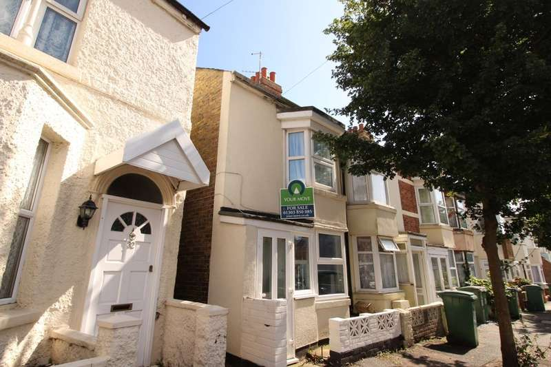 2 Bedrooms Property for sale in Garden Road, Folkestone, CT19