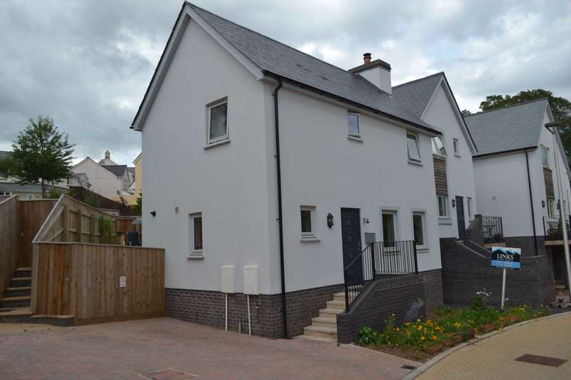 2 Bedrooms Detached House for sale in Summer Meadow, Lympstone