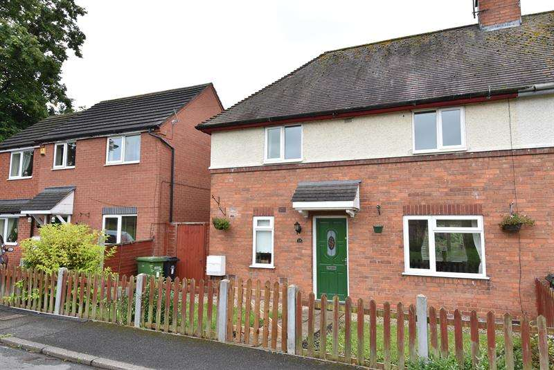 3 Bedrooms End Of Terrace House for sale in Vines Lane, Droitwich