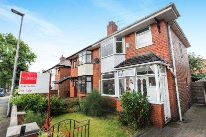 3 Bedrooms Semi Detached House for sale in Dalton Avenue, Whitefield, Manchester, Greater Manchester