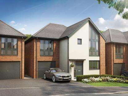4 Bedrooms Detached House for sale in Seaton