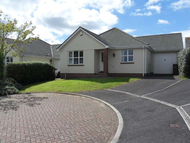 2 Bedrooms Detached Bungalow for sale in Weekaborough Drive, Marldon, Paignton