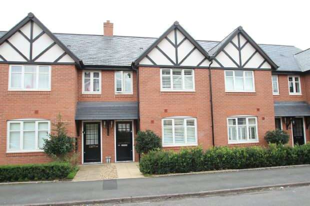 4 Bedrooms Terraced House for sale in Weldon Road, Altrincham