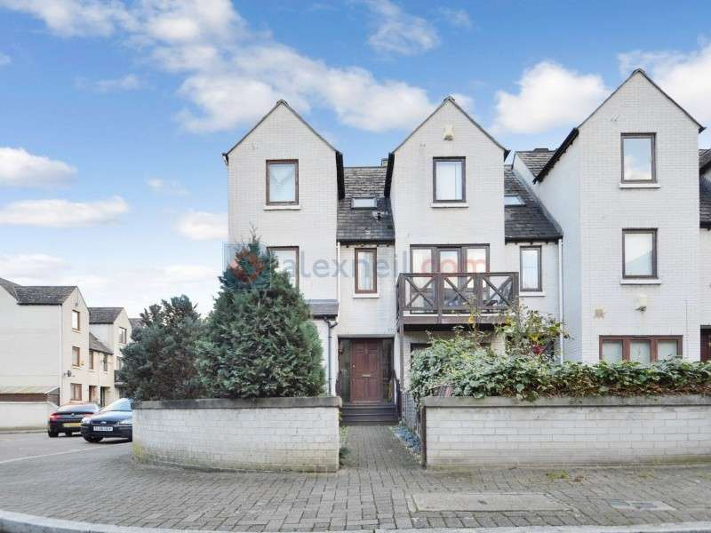 4 Bedrooms Semi Detached House for sale in Rainbow Avenue, Isle of Dogs E14