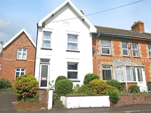 2 Bedrooms Terraced House for sale in Burcott Road, Wells