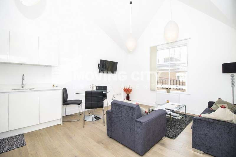 2 Bedrooms Flat for sale in Dod Street, Limehouse, E14