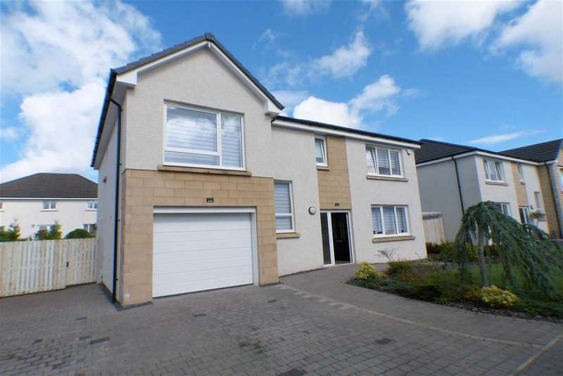 4 Bedrooms Detached House for sale in Nikka Drive, Jackton, JACKTON