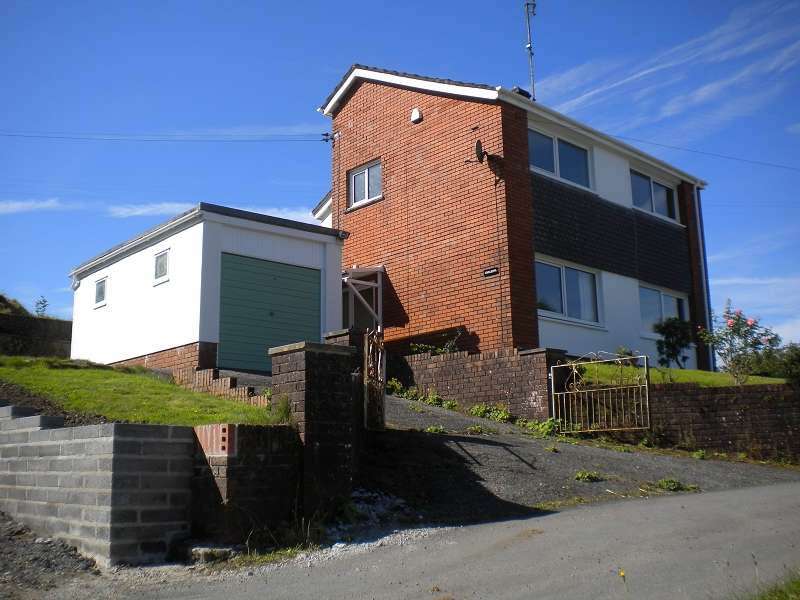 3 Bedrooms Detached House for sale in Gweledfa Felindre, Swansea, City And County of Swansea. SA5 7NA