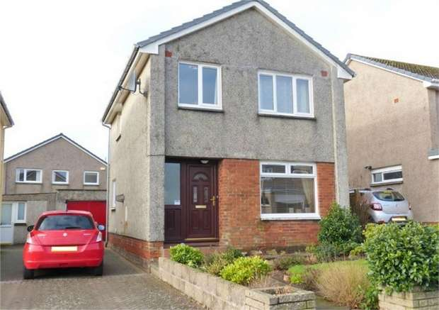 3 Bedrooms Detached House for sale in Broadlands, Carnoustie, Angus