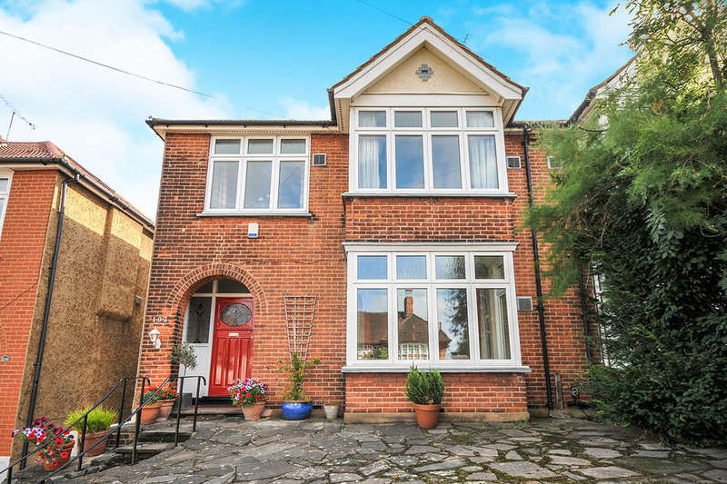 4 Bedrooms Semi Detached House for sale in Archery Road, London, SE9