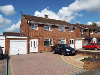 3 Bedrooms Semi Detached House for sale in Seaton Close, Swindon, Wiltshire