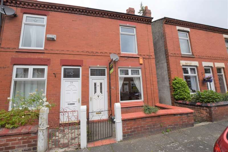 2 Bedrooms Semi Detached House for sale in Onslow Road, Edgeley