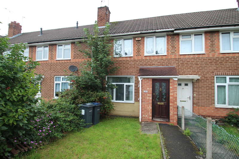 2 Bedrooms Terraced House for sale in Blandford Road, Quinton
