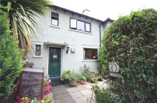 2 Bedrooms Terraced House for sale in Farnborough Road, Farnborough, Hampshire