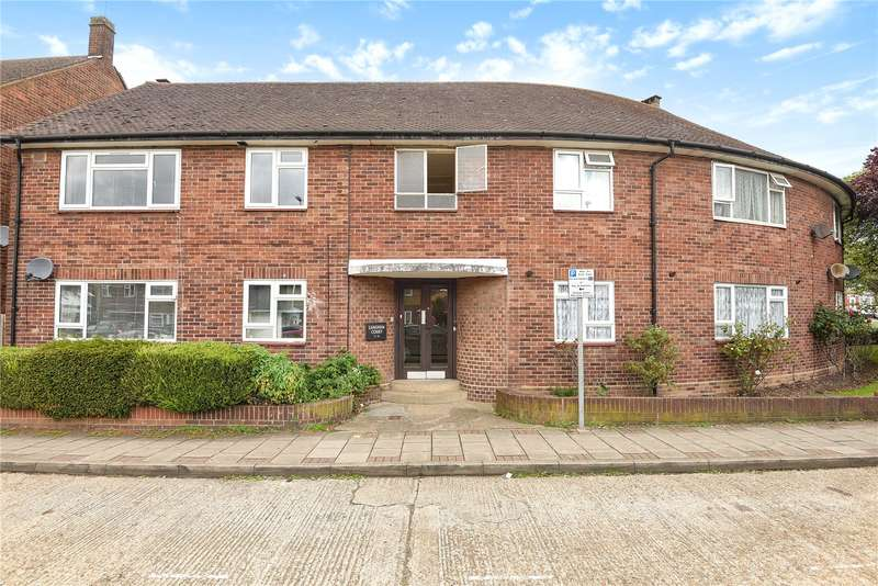 2 Bedrooms Apartment Flat for sale in Langham Court, Station Approach, South Ruislip, Ruislip, HA4