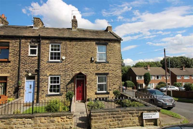 2 Bedrooms End Of Terrace House for sale in Rosemont Ave , Pudsey, LS28
