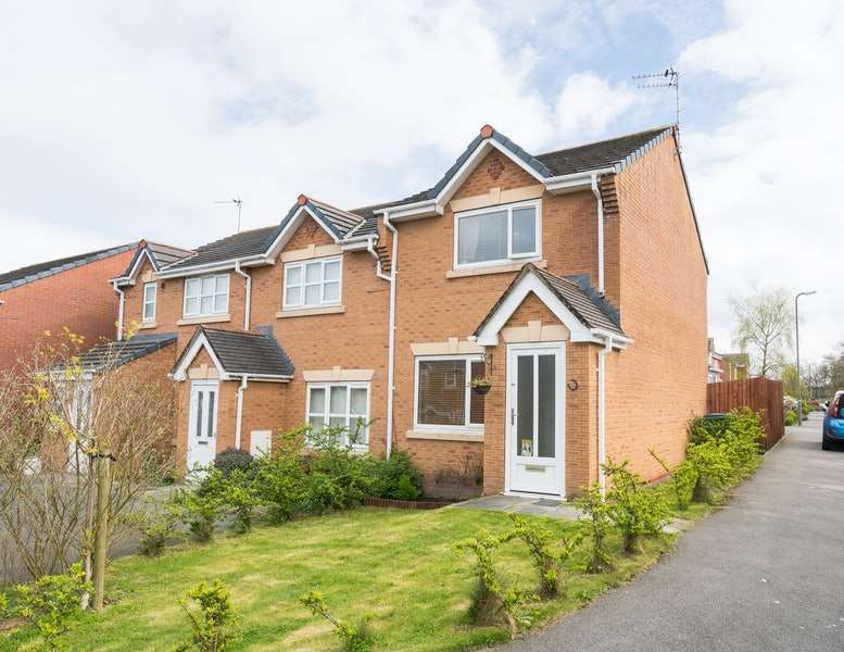2 Bedrooms End Of Terrace House for sale in Pennsylvania Road, Liverpool, Merseyside, L13