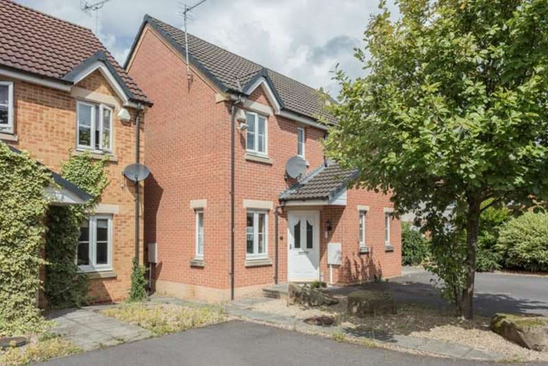 2 Bedrooms Semi Detached House for sale in Kiwi Drive, Derby, Derbyshire, DE24