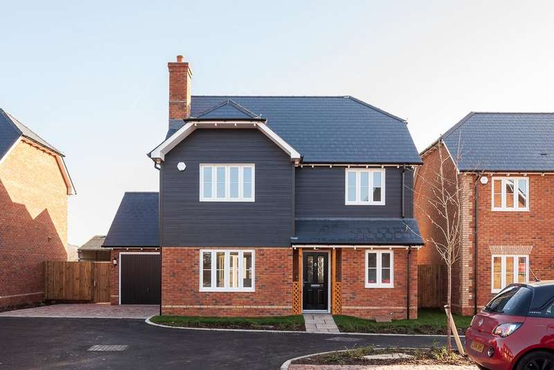 4 Bedrooms Detached House for sale in Orchard View, Detling, Maidstone, Kent