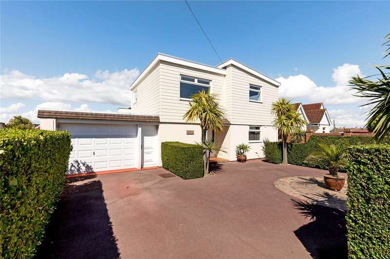 4 Bedrooms Detached House for sale in Eastoke Avenue, Hayling Island, Hampshire, PO11