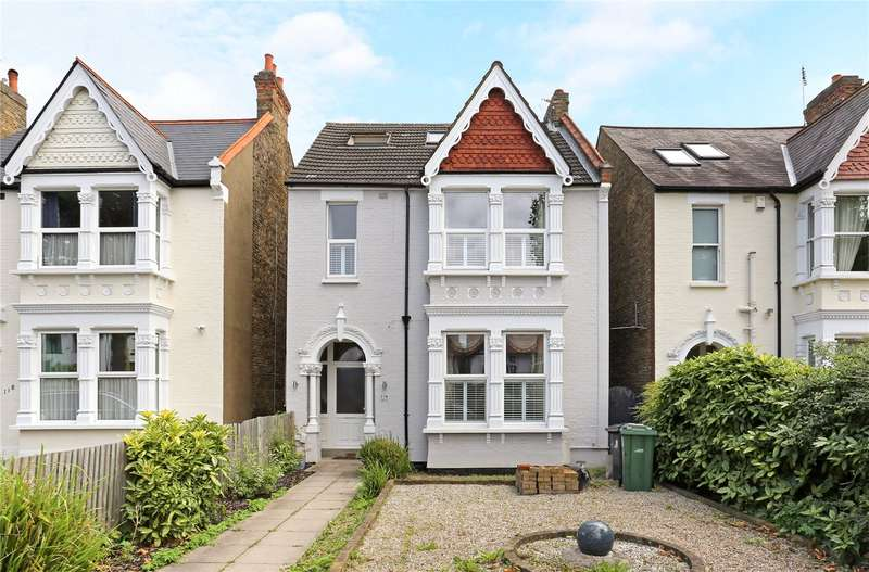 6 Bedrooms Detached House for sale in Argyle Road, Ealing, W13