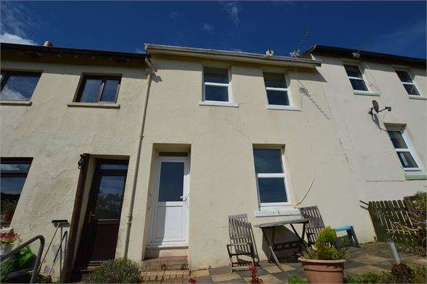 3 Bedrooms Terraced House for sale in Daccabridge Road, Kingskerswell, Newton Abbot, Devon. TQ12 5DQ