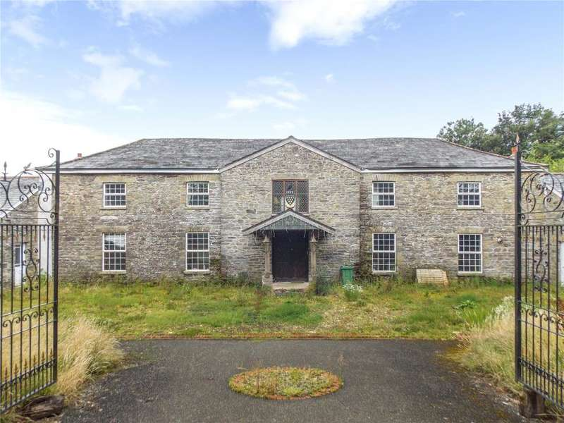7 Bedrooms Detached House for sale in Trelaske Manor, Lewannick, Launceston