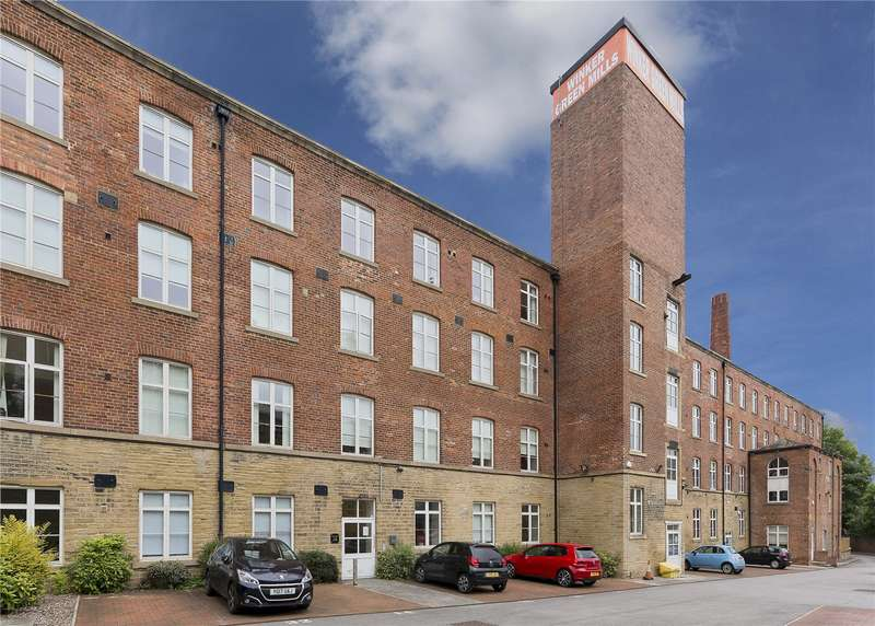 2 Bedrooms Apartment Flat for sale in Winker Green Lodge, Eyres Mill Side, Leeds, West Yorkshire, LS12