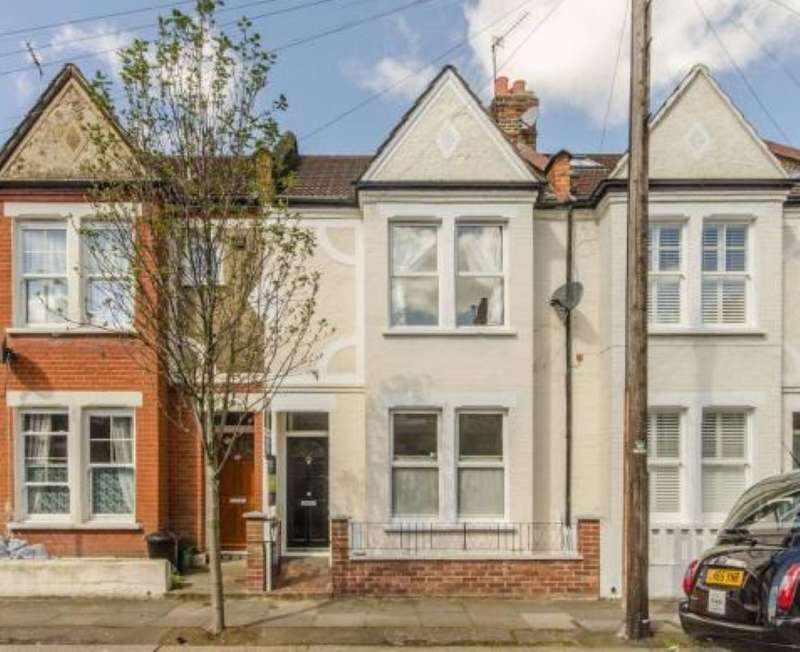 5 Bedrooms Terraced House for sale in Laburnum Road, Collier's Wood, London, SW19 1BH