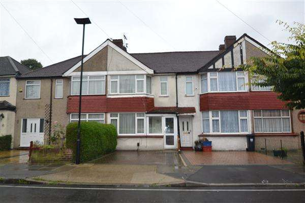 2 Bedrooms Terraced House for sale in Rochester Avenue, Feltham