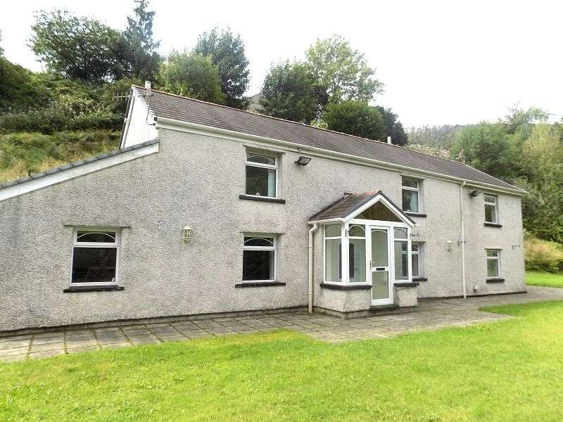 4 Bedrooms Detached House for sale in Underbridge, Pontrhydyfen, Port Talbot, Neath Port Talbot. SA12 9RR