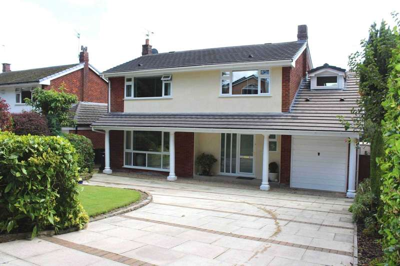 4 Bedrooms Detached House for sale in Regent Road, Lostock