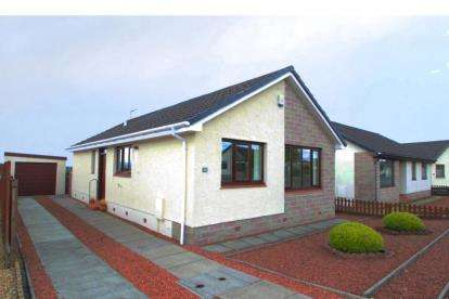 3 Bedrooms Bungalow for sale in Connell Crescent, Mauchline, East Ayrshire