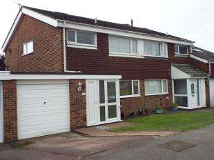 3 Bedrooms Semi Detached House for sale in Lynwood, Folkestone, Kent, England
