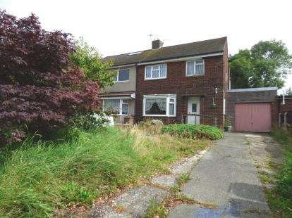 3 Bedrooms Semi Detached House for sale in Thorntrees Avenue, Lea, Preston, Lancashire, PR2