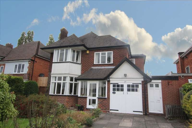 4 Bedrooms Detached House for sale in Barnard Road, Sutton Coldfield, B75 6AP