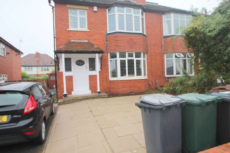 6 Bedrooms Semi Detached House for rent in Becketts Park Crescent, Headingley, Leeds