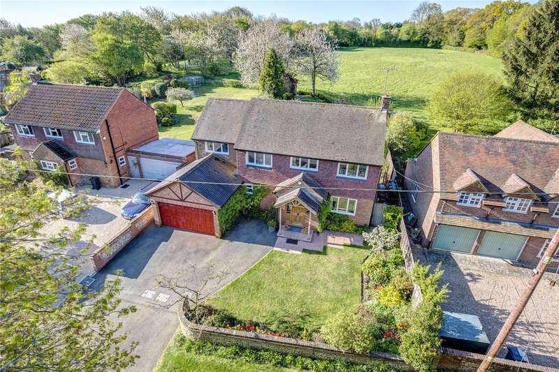 4 Bedrooms Detached House for sale in Swan Bottom, The Lee, Great Missenden, Buckinghamshire, HP16