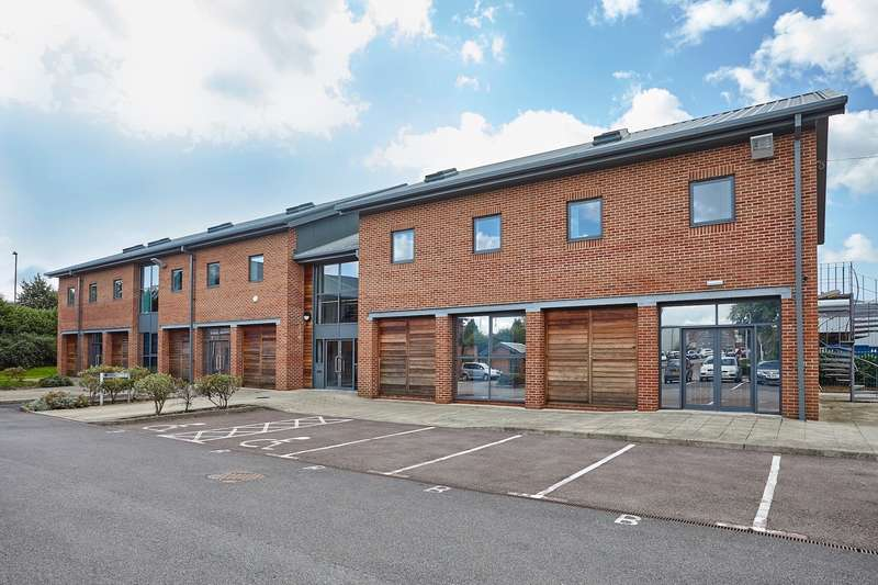 Office Commercial for rent in UNIT B THE COURTYARD, Tewkesbury Business Park, Shannon Way, Tewkesbury