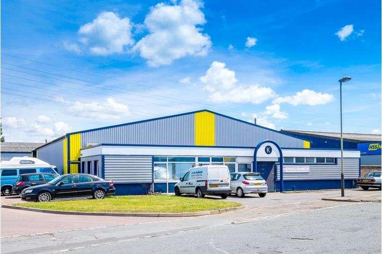 Light Industrial Commercial for rent in UNIT K HUNTSCOTE ROAD, Kingsditch Trade Park, Cheltenham