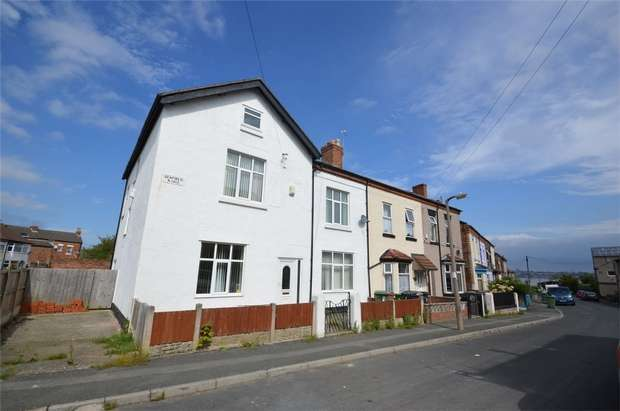 6 Bedrooms End Of Terrace House for sale in Seafield Road, New Ferry, Merseyside