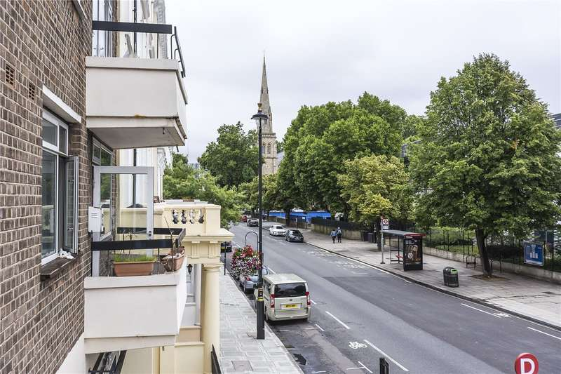 3 Bedrooms Flat for sale in Robin Court, Lupus Street, London, SW1V