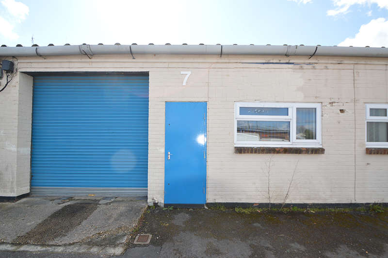 Warehouse Commercial for sale in Unit 7 Vanguard Works, Blandford Heights Industrial Estate, Blandford Forum, DT11 7TE