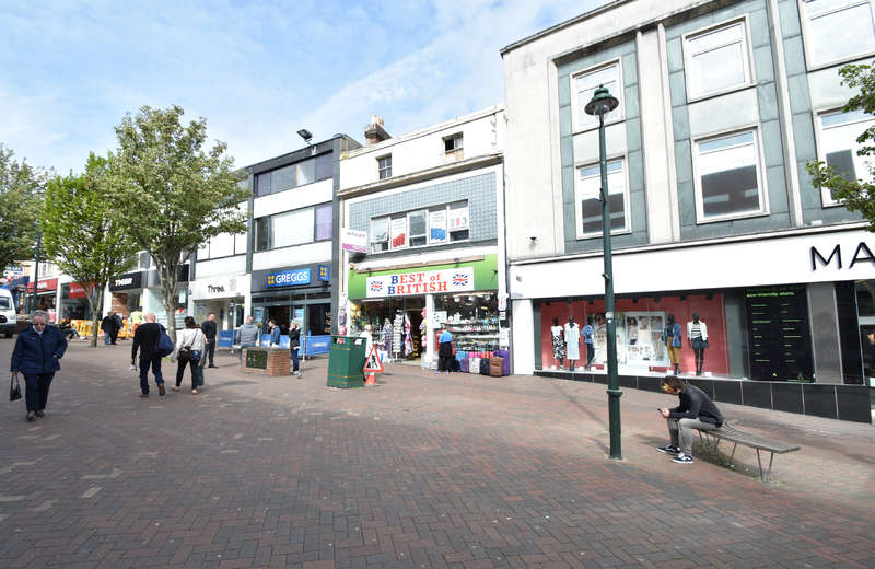 Shop Commercial for rent in 33 Commercial Road, Bournemouth, Dorset BH2 5RH