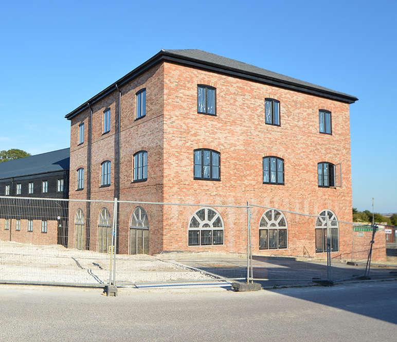 Office Commercial for sale in Unit 8A-C Parkway Farm Business Park Phase II, Poundbury, Dorchester, DT1 3AR